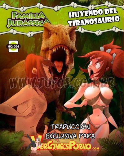Tufos- Familia Jurassica 4