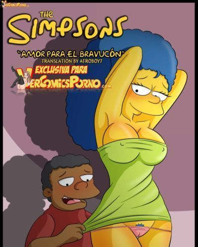 Simpsons Love for Bully – Simpsons