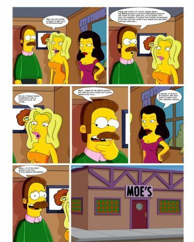 Simpsons- Road To Springfield - part 2