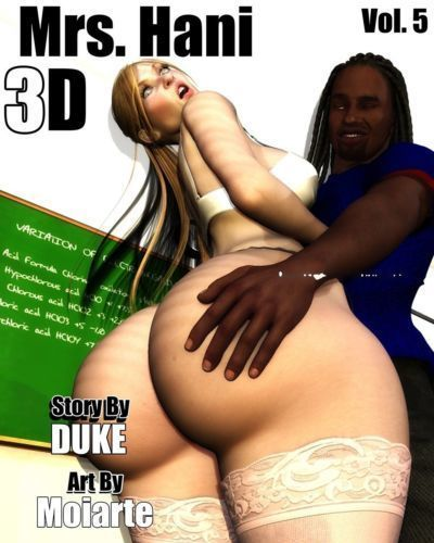 Mrs.Hani 3D Vol 5- Duke Honey