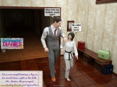 Daddy + Daughter + Principal 14