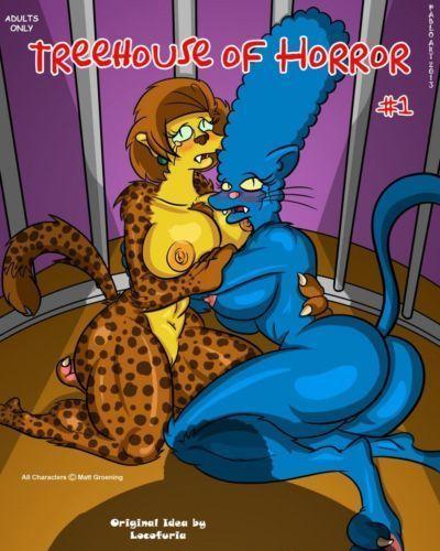 Simpsons- Treehouse of Horror- Kogeikun