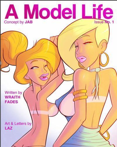 Jab Comix – A Model Life
