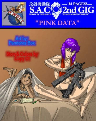 PBX- Ghost In the Shell-Pink Data