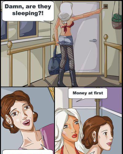 Mom Son BDSM Sex