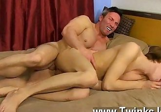 Gay XXX Neither Kyler Moss nor Brock Landon have plans for the