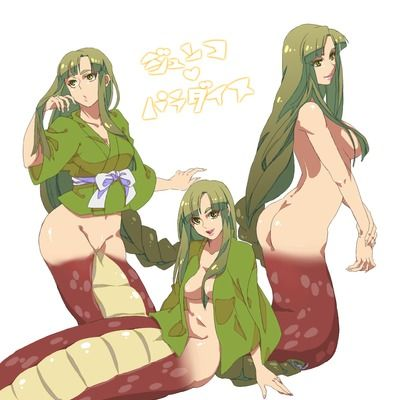 Lamia / Naga Collection - part 6