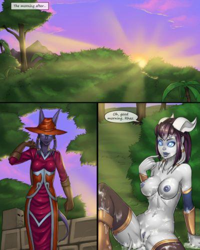 Epic Journeys and Random Encounters - part 5
