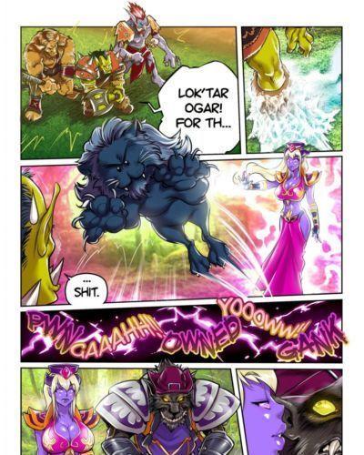 Make Love- Not Warcraft