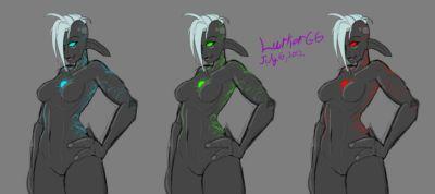 Artist LurkerGG - part 6