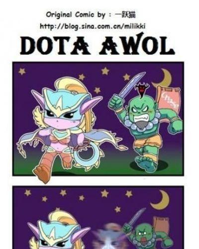 DoTA and WoW