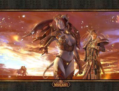 world of warcraft 18x by 黑暗王朝 - part 2