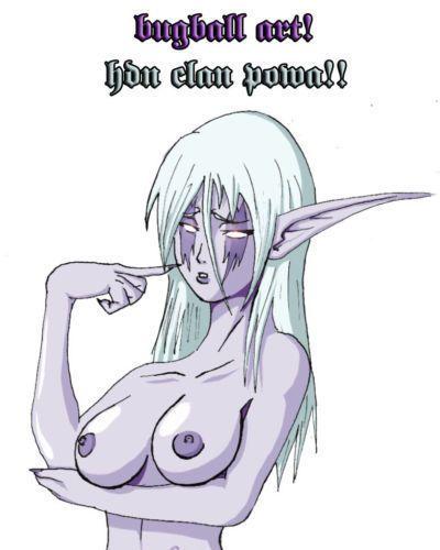 Warcraft + misc Elf Mega Pack - part 8