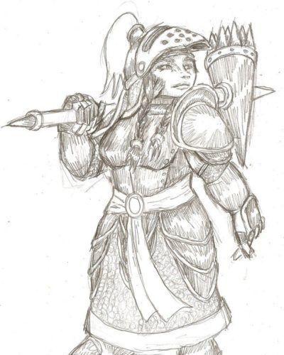 Dwarf Girls - part 4