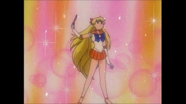 Super Sexy Sailor Moon Moments