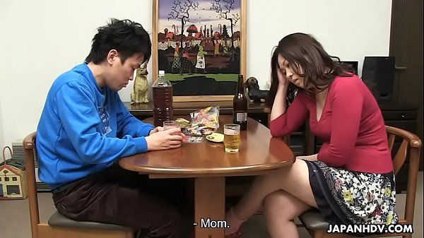 Ataru eating his mom\