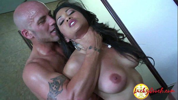 Gorgeous interracial big titted asian MILF secretary fucked hard on the desk HD