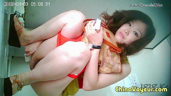 Voyeur Webcam Beautiful Asian B342