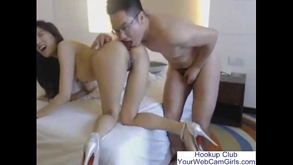 yourwebcamgirls.com Hot Asian Couple Having Good a Time Sex Porn