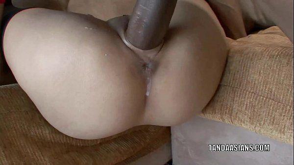 Asian hottie Miley Villa gets her tiny twat fucked hard HD