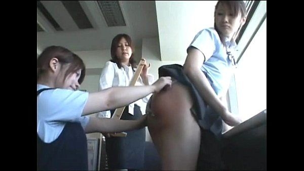 163 Spanking Cheating Students In The Teacher\