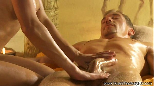 Exotic Lust And Blonde Massage HD