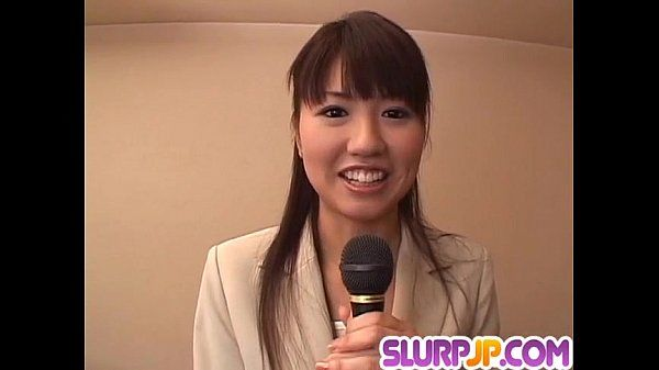 Misato Kuninaka gets tasty dick to choke her well