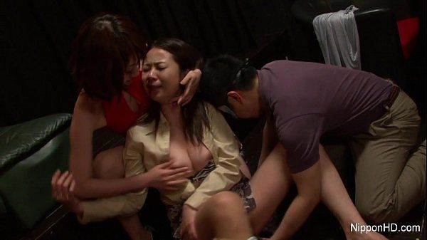 Japanese slut gets banged HD