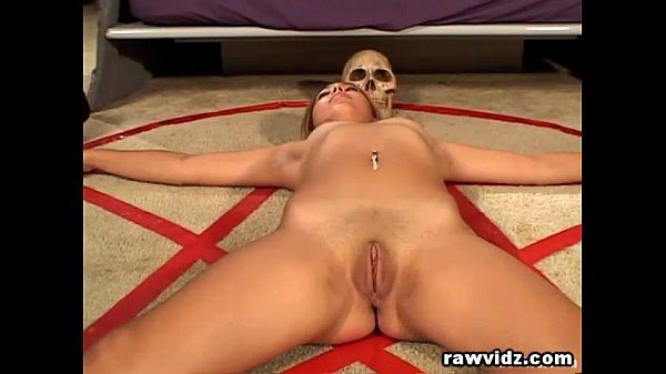 Cult Group Sex Gets Asian Anal Fucked