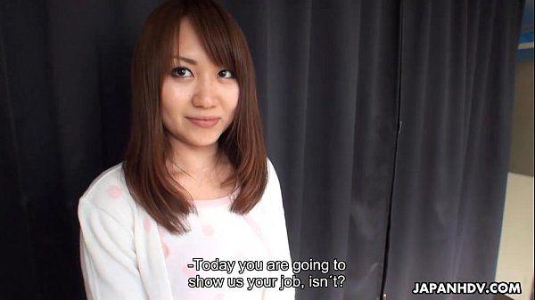 Asian slut in the gloryhole getting fucked hard