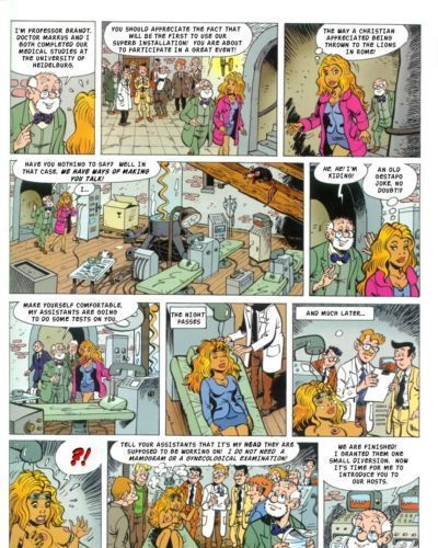 Di Sano and F. Walthery A Real Woman #2 - part 2