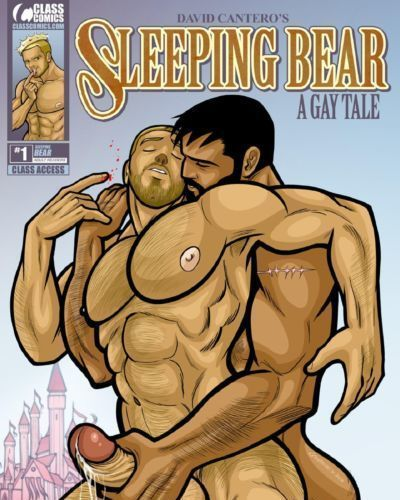 David Cantero Sleeping Bear