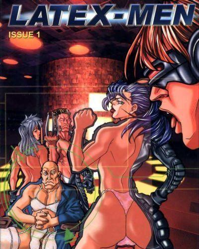 MMG LateX-Men (X-Men)