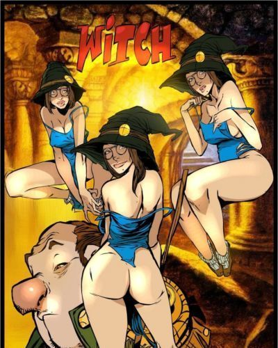 Oleg Witch - 01
