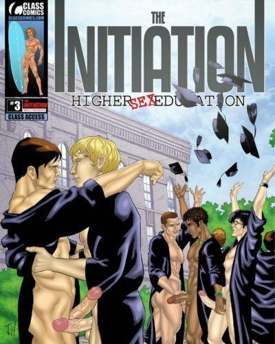 Class Comics The Initiation #3
