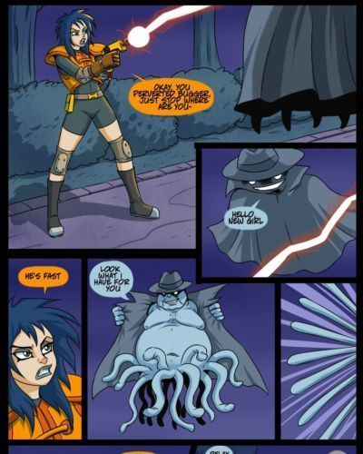 Flick Kylie vs Ghost (Extreme Ghostbusters)