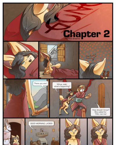 Feretta A Tale of Tails: Chapter 2 Ongoing