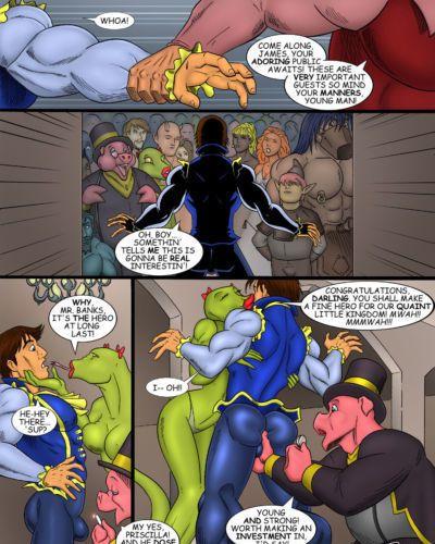 Lost Fantasy Hero #5-7 - part 2
