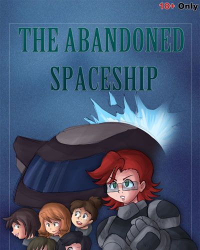 DarkYamatoman The Abandoned Spaceship (Original)