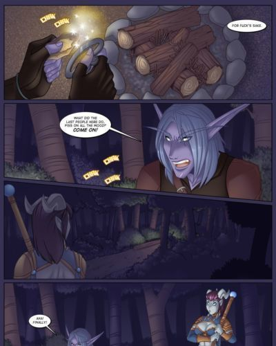 Ackanime Wayward Travels (World of Warcraft) Ongoing
