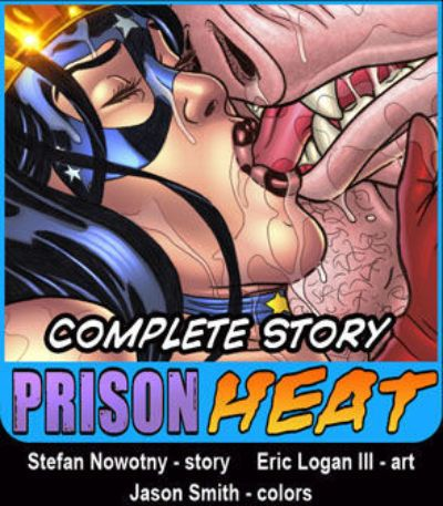 Eric Logan III Freedom Stars: Prison Heat Complete