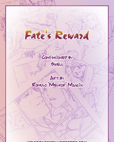Melkor (Romulo Mancin) Fate's Reward (Street Fighter)