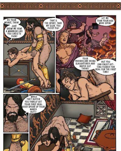 Aegean Tales Ian Hanks Gay Twinks Older Men - part 2