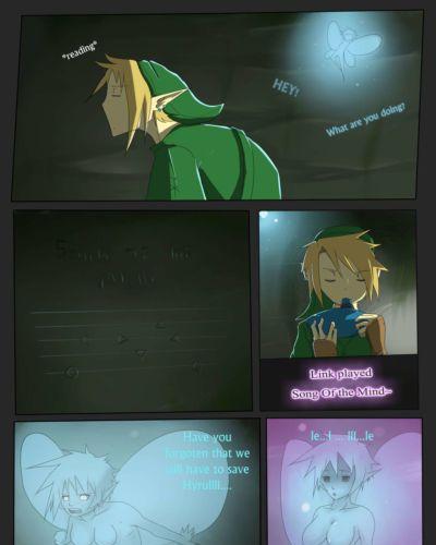 Darkhatboy Song of the Mind (The Legend of Zelda)