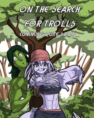 Rabies_T_Lagomorph On The Search For Trolls