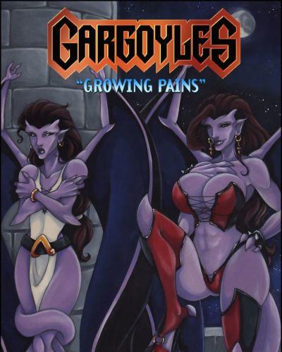 VP Growing Pains (Gargoyles) WIP