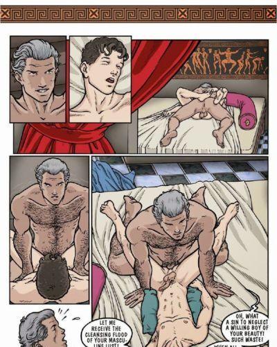 Aegean Tales Ian Hanks Gay Twinks Older Men - part 4