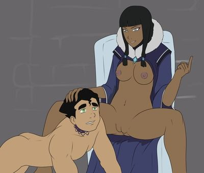 Desna & Eska (The Legend of Korra) - part 2