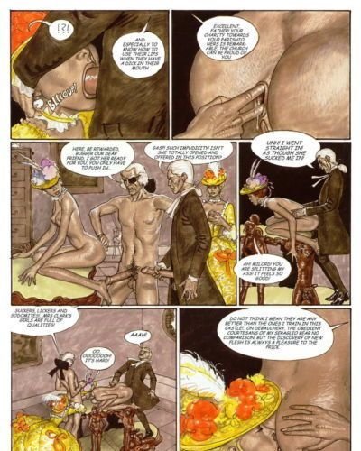 Erich Von Gotha The Troubles of Janice - Volume #3 - part 3