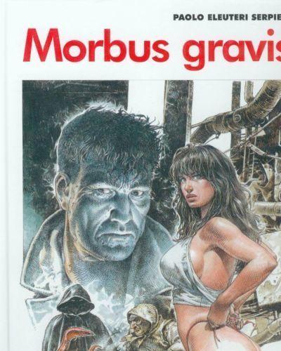 Paolo Serpieri Druuna 1 - Morbus Gravis 1
